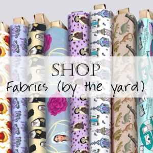 Fabrics (by the yard)