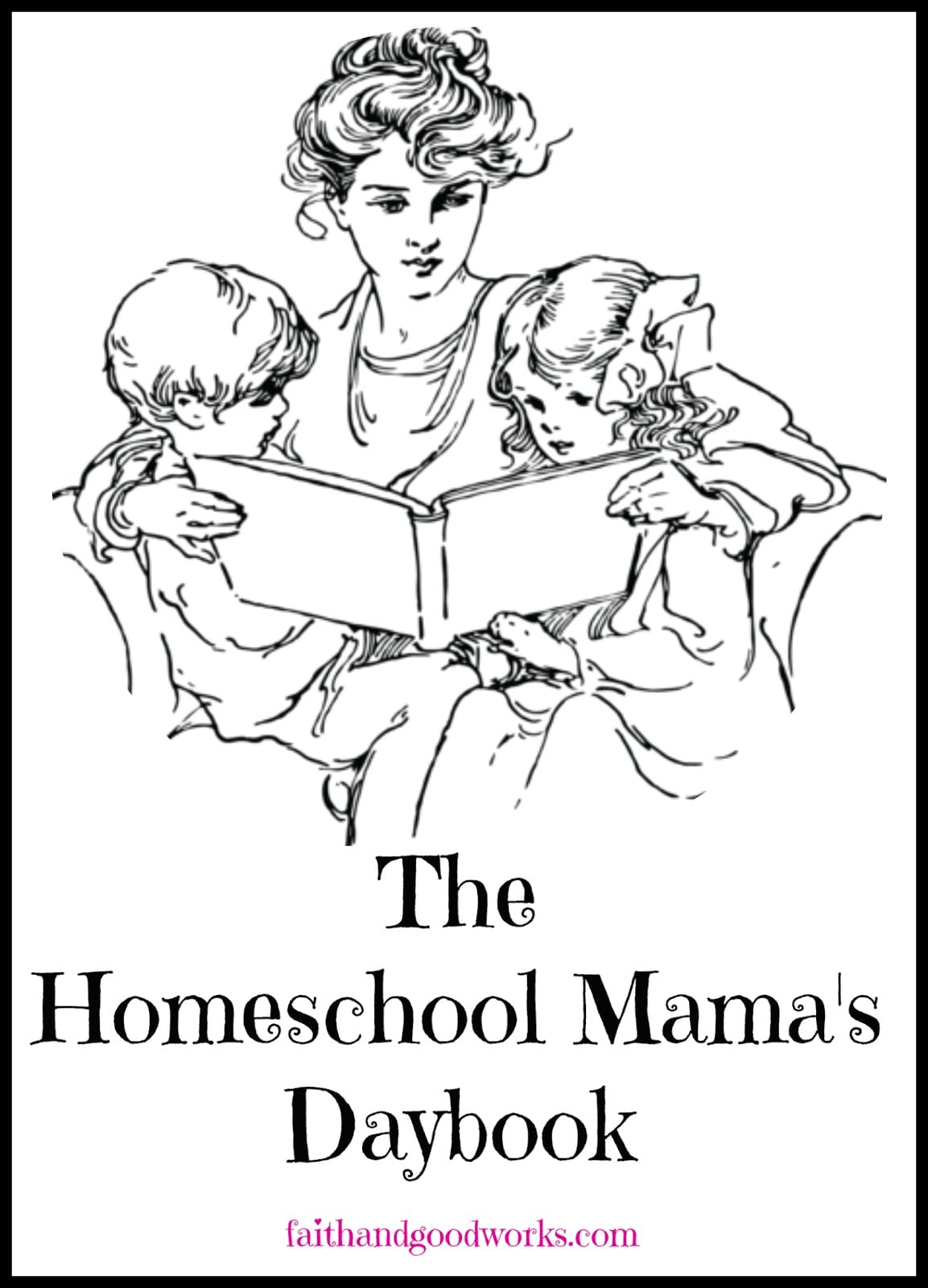 Homeschool Mama's Daybook – Week 1