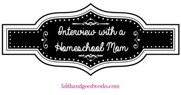 Interview with a Homeschool Mom ~ Victoria Eisenberg