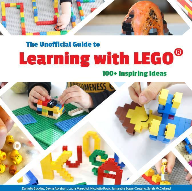 100+ Inspiring Ideas for Learning with LEGO® {Book Review}