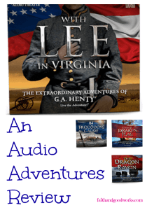 audio adventures review