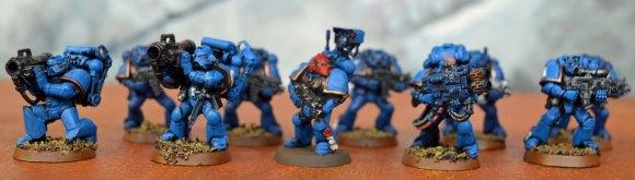Devastator Squad Brutus
