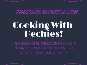 Permalink to: Cooking With Pechies
