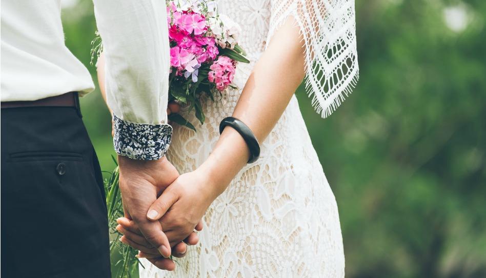 後期聖徒婚禮 :在聖殿當中與配偶和神締結的永恆誓約
