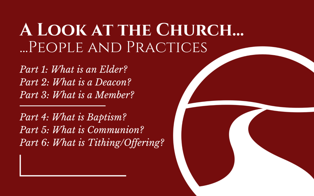 A Look At the Church... ... People and Practices