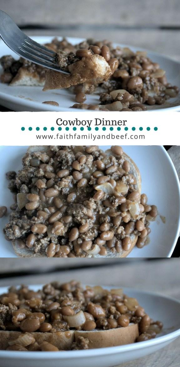 Cowboy Dinner
