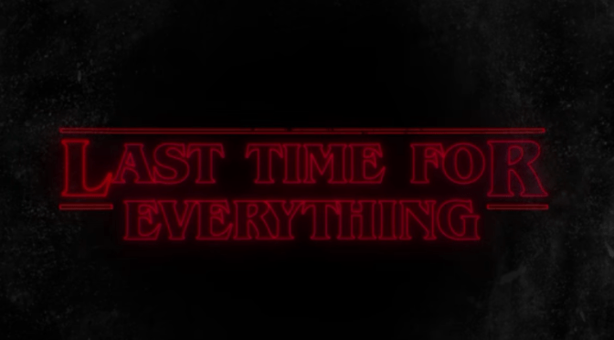 Song Review: Last Time For Everything – Brad Paisley