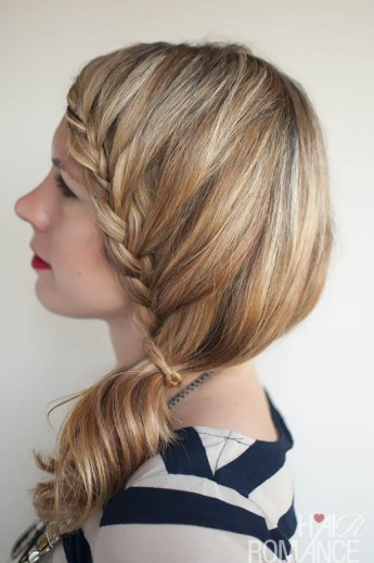 hair-romance-lace-braid-side-ponytail-hairstyle