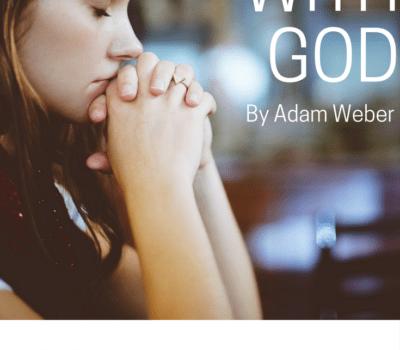 Talking With God Book Review | FaithFilledMotherhood.com
