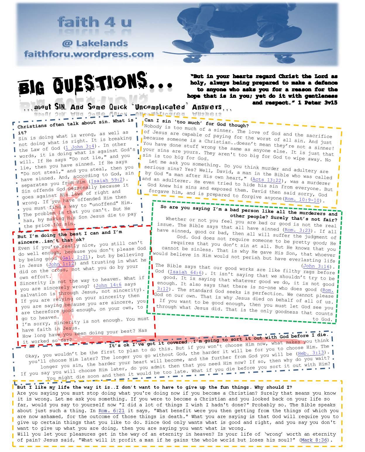 Worksheet What Is Sin