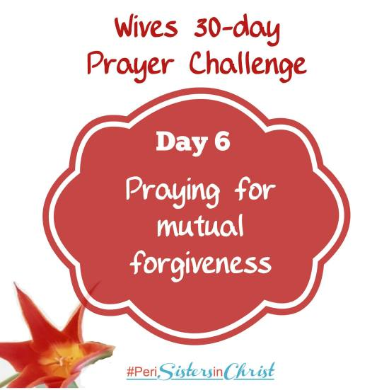Marriage Prayer Challenge Day 6