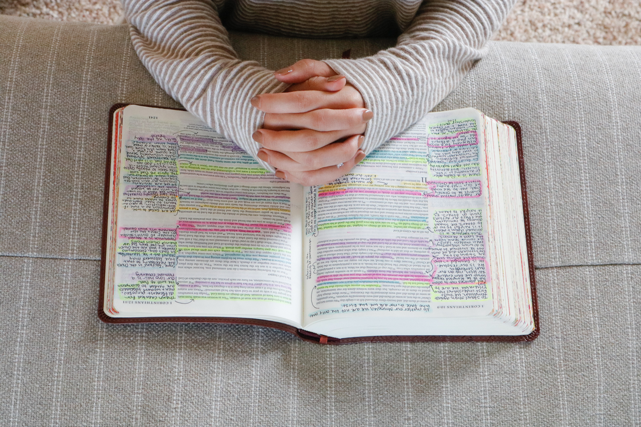 How To Pray Using The Lord S Prayer As Your Guide