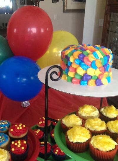 Candence's 1st Birthday