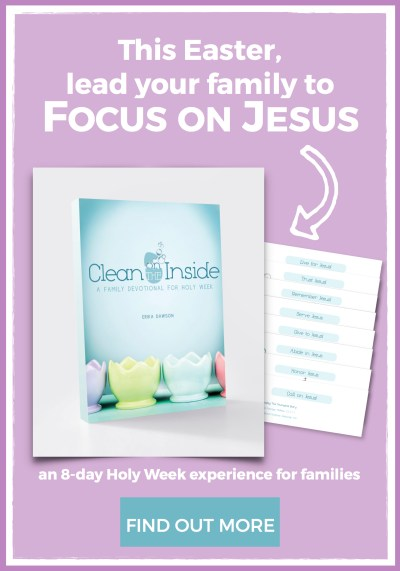such a great resource for families for Easter!