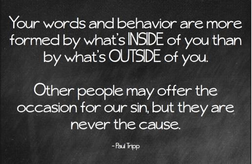 Paul Tripp Quote