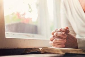 Scripture to pray on halloween