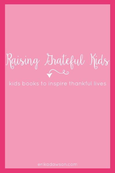 Thankfulness :: Books for Kids that Teach Gratitude