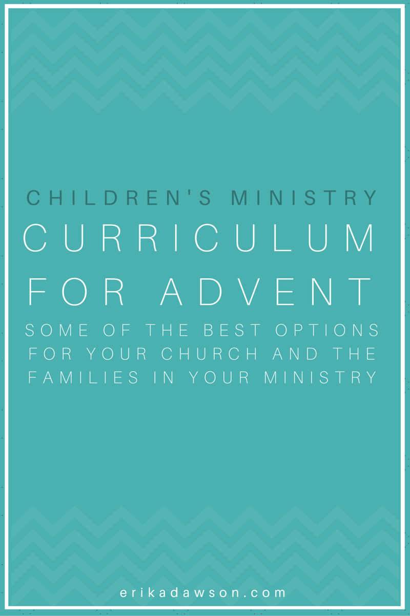 hight resolution of Advent Resources for Children's Ministry