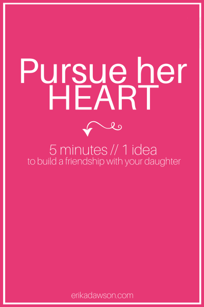 Carefree – Pursuing My Daughter's Heart
