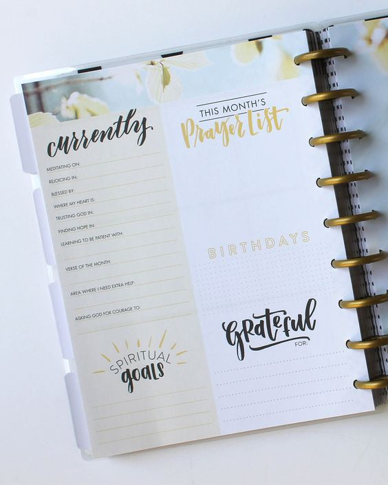 the BEST planners for Christian moms!!