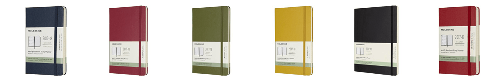 A MOLESKINE PLANNER!!!!! // best planners for MOMS