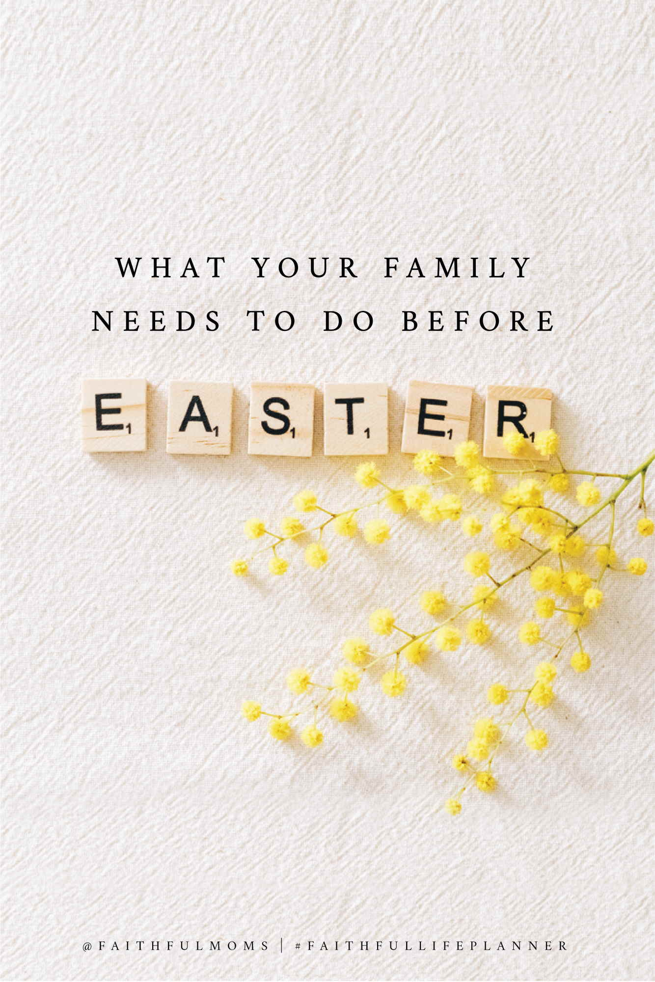 Helping your Kids Meet with Jesus this Easter via @FaithfulMoms