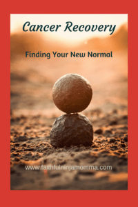 Finding Your New Normal After Cancer