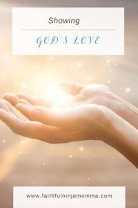Showing God's Love