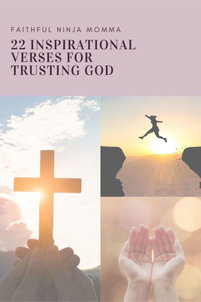 Bible Verses About Trusting God in Hard Times
