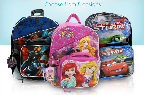 Back To School Deal 15 For Backpack Lunch Combo Kit
