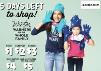 Old Navy: $1 Hats, $2 Scarves and More - Faithful Provisions