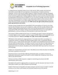 thumbnail of FMH fair use policy