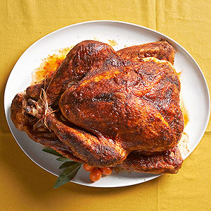 Cranberry BBQ Turkey | Faith, Hope, Love, and Luck Survive Despite a Whiskered Accomplice