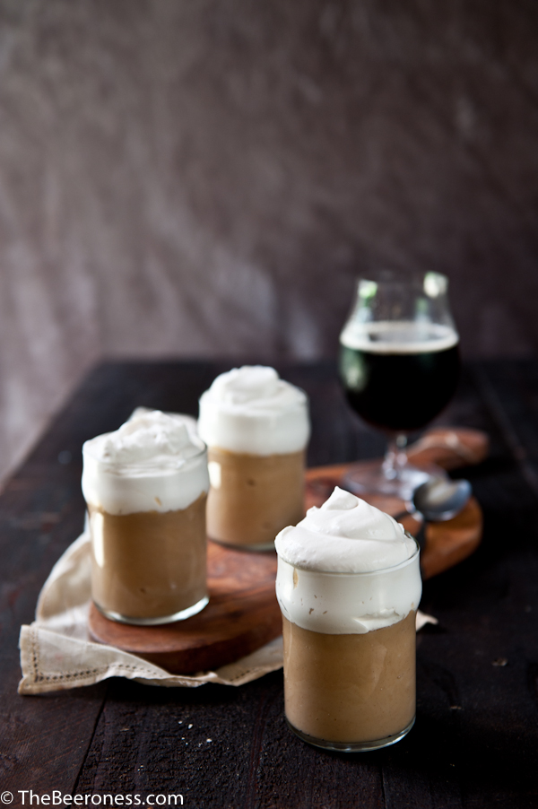 Gingerbread Ale Pudding | Faith, Hope, Love, and Luck Survive Despite a Whiskered Accomplice
