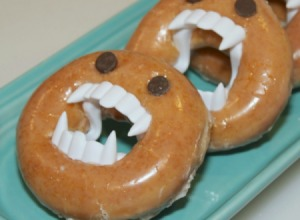 Monster Donuts | Faith, Hope, Love, and Luck Survive Despite a Whiskered Accomplice