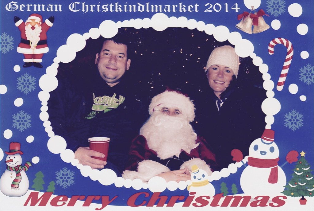 Christkindlmarket 2014 | Faith, Hope, Love, and Luck Survive Despite a Whiskered Accomplice