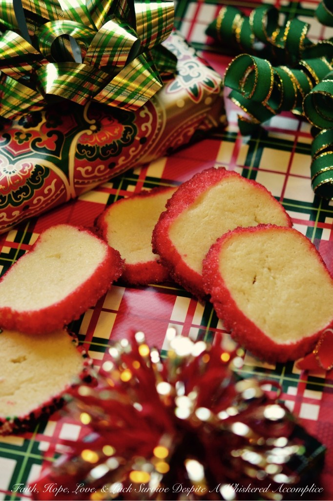 Polish Christmas Cookies | Faith, Hope, Love, and Luck Survive Despite a Whiskered Accomplice