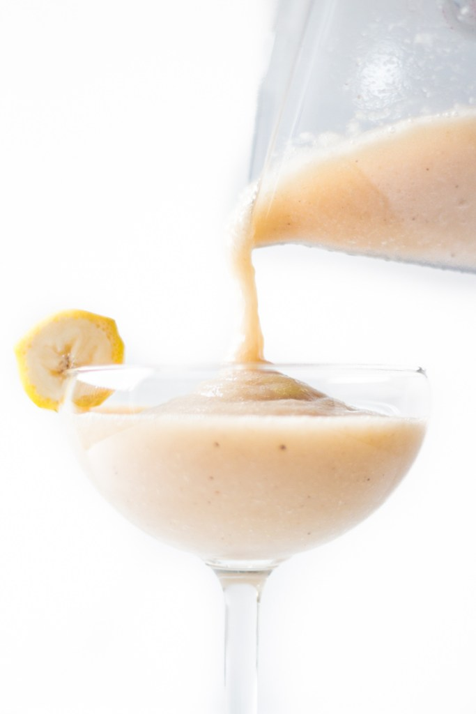 Bruleed Banana Daiquiri | Faith, Hope, Love, and Luck Survive Despite a Whiskered Accomplice