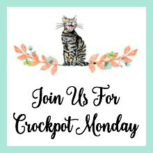 Join Us For Crockpot Monday | Faith, Hope, Love, and Luck Survive Despite a Whiskered Accomplice