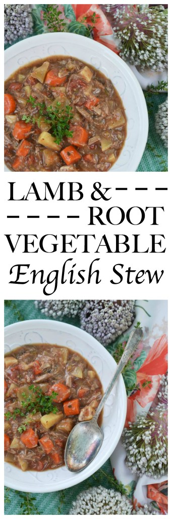 This English stew is made truly comforting due to its abundance of root vegetables and tender lamb, swimming happily in a rich creamy stout gravy.