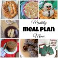 Check out our Monthly Meal Plan for Christmas and New Year's Eve festive dessert and appetizer recipes perfect for your holiday celebration.