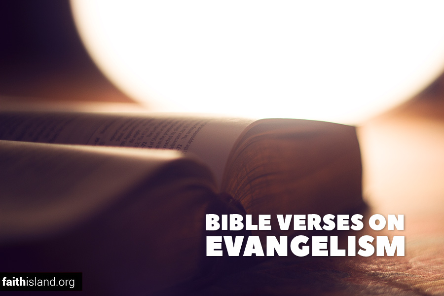 Bible Verses on Evangelism