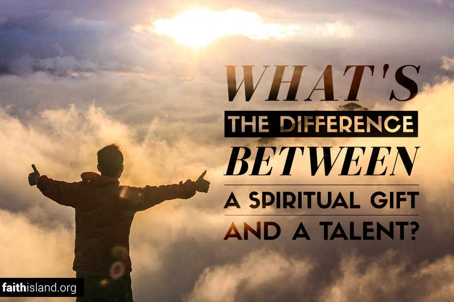 picture relating to Free Printable Spiritual Gifts Test Short known as Whats the Big difference Amongst a Non secular Present and a Ability