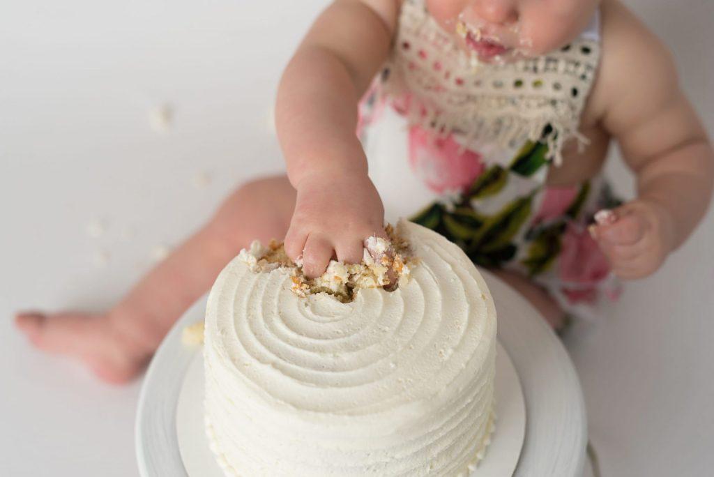 simple cake smash