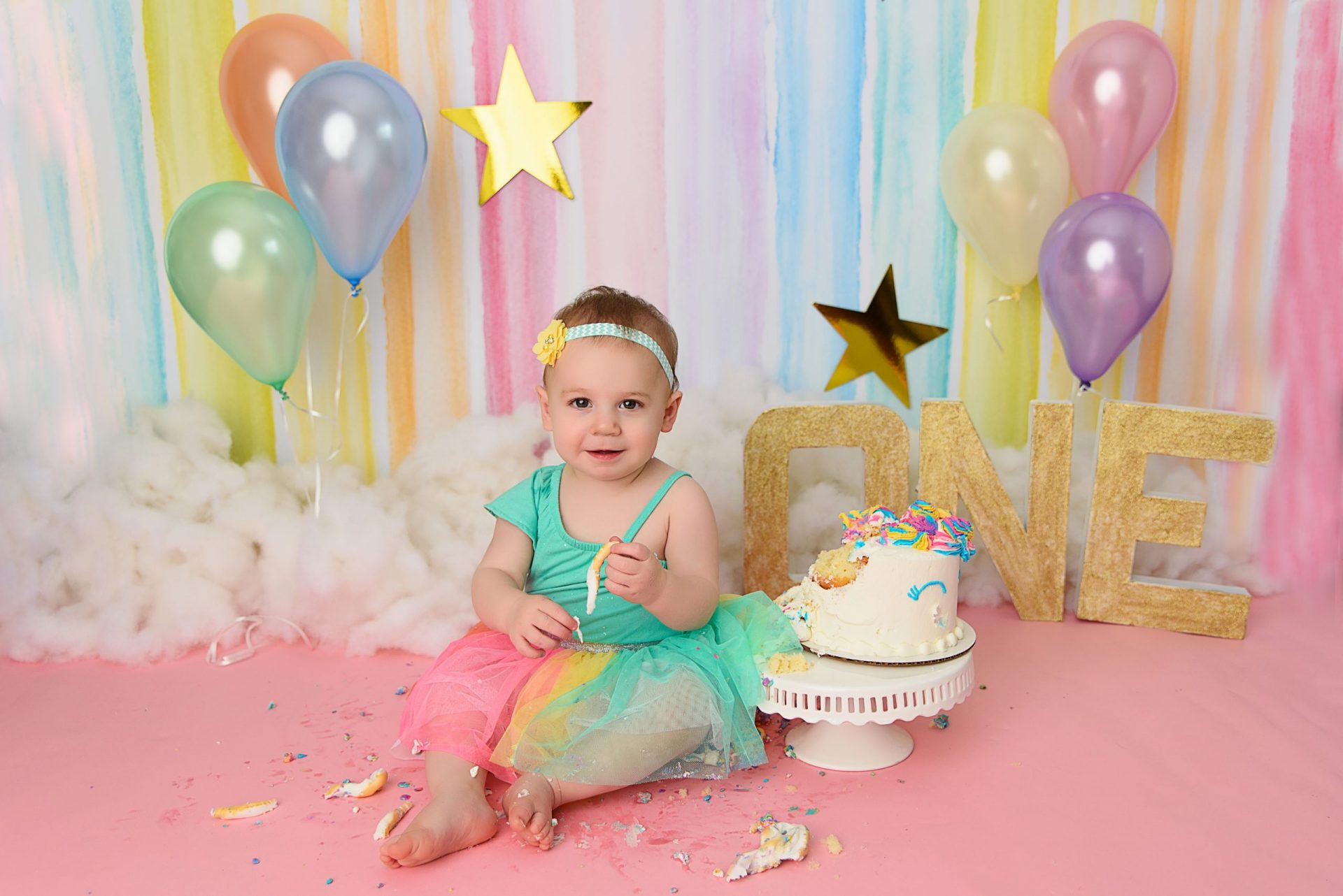 unicorn first birthday