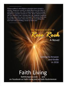 Rose Rock book announcement
