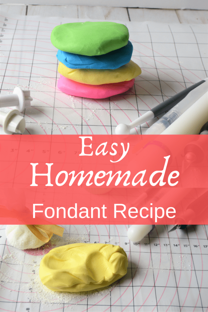 Homeade Fondant Recipe