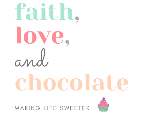 Faith, Love and Chocolate