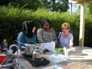 Journey to Health Teaching Kitchen