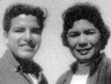 Faith Ministry founder Deantin and Lidia back in the day
